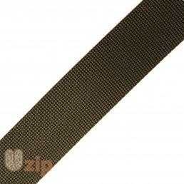 Ременная лента полиамид 40 мм хаки